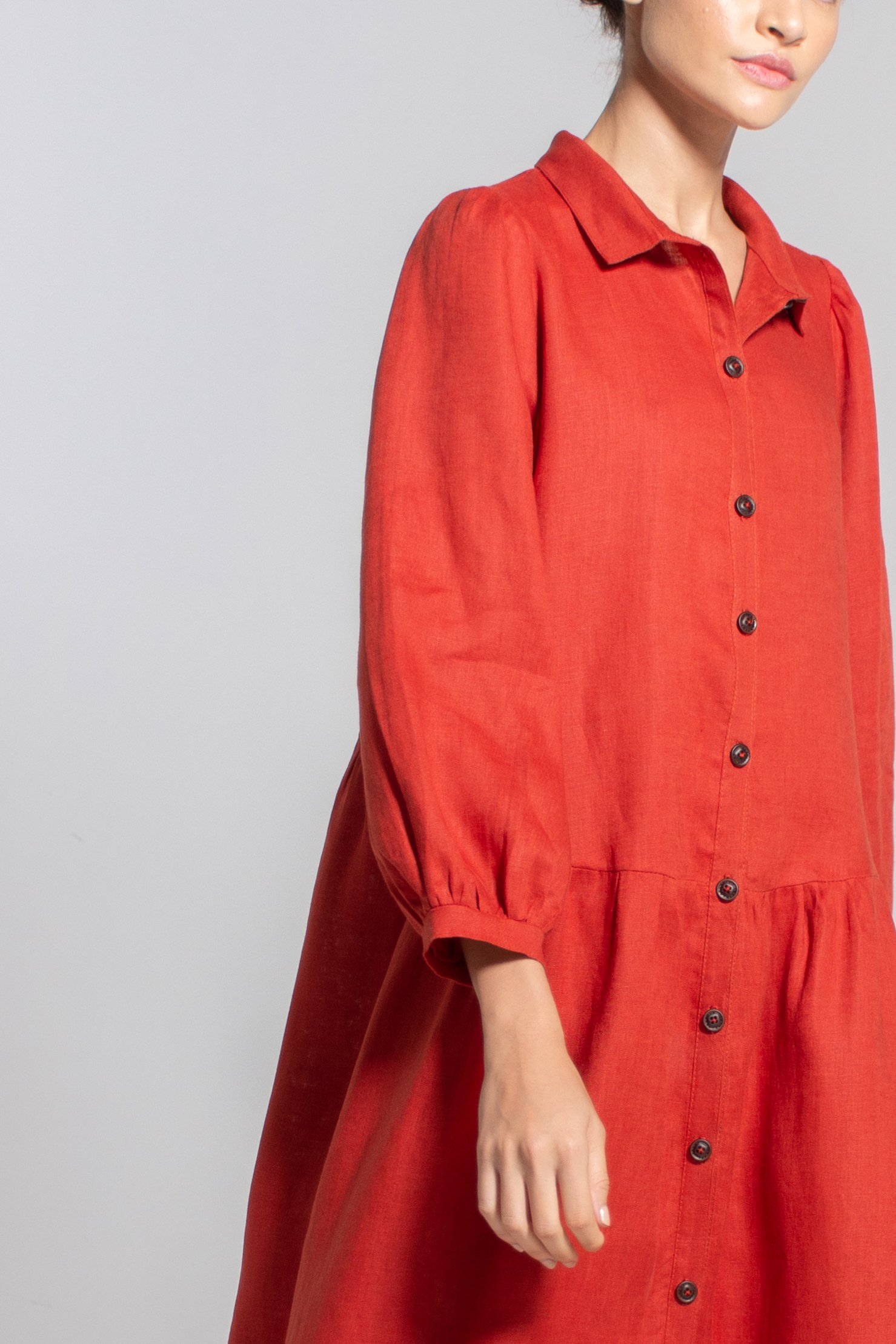 VESTIDO ALICE WINTER RED