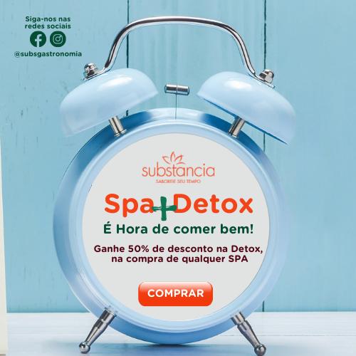 Promo Out/21_ SPA + Detox