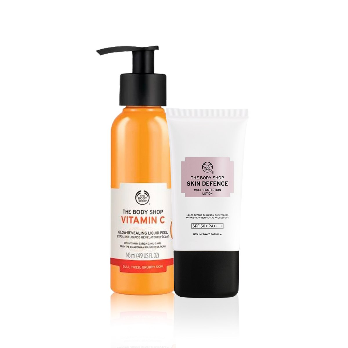 Kit Skin Defense - Liquid Peel Vit C