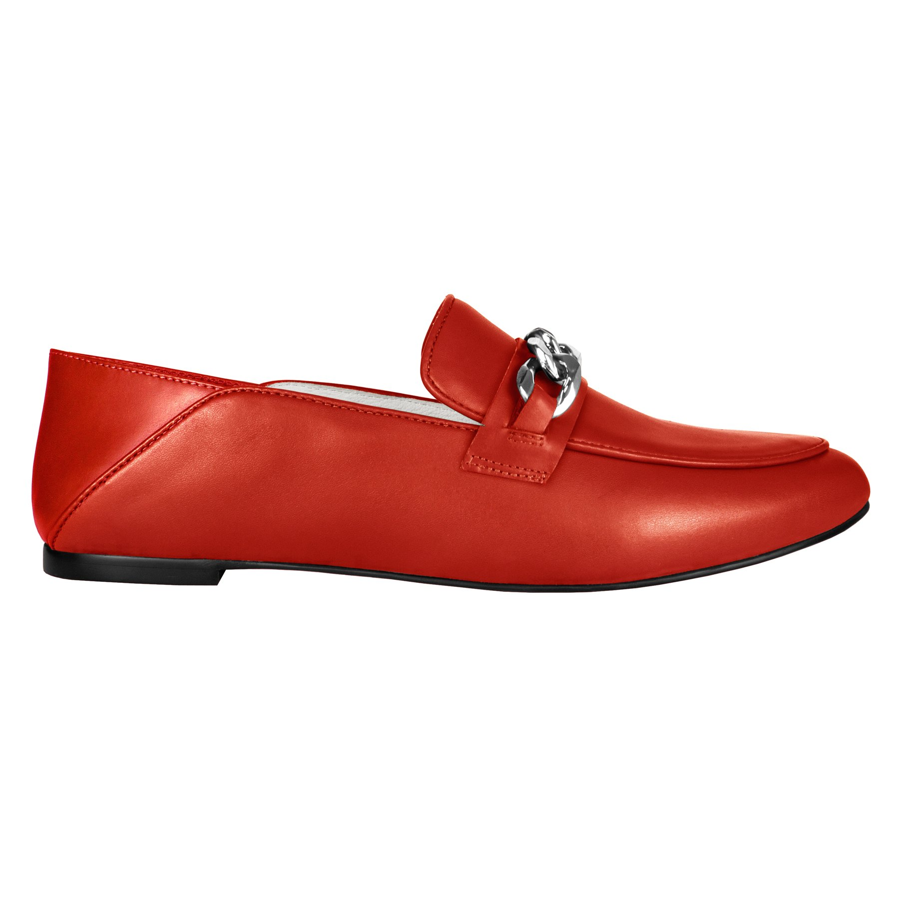 Loafer Chain Red