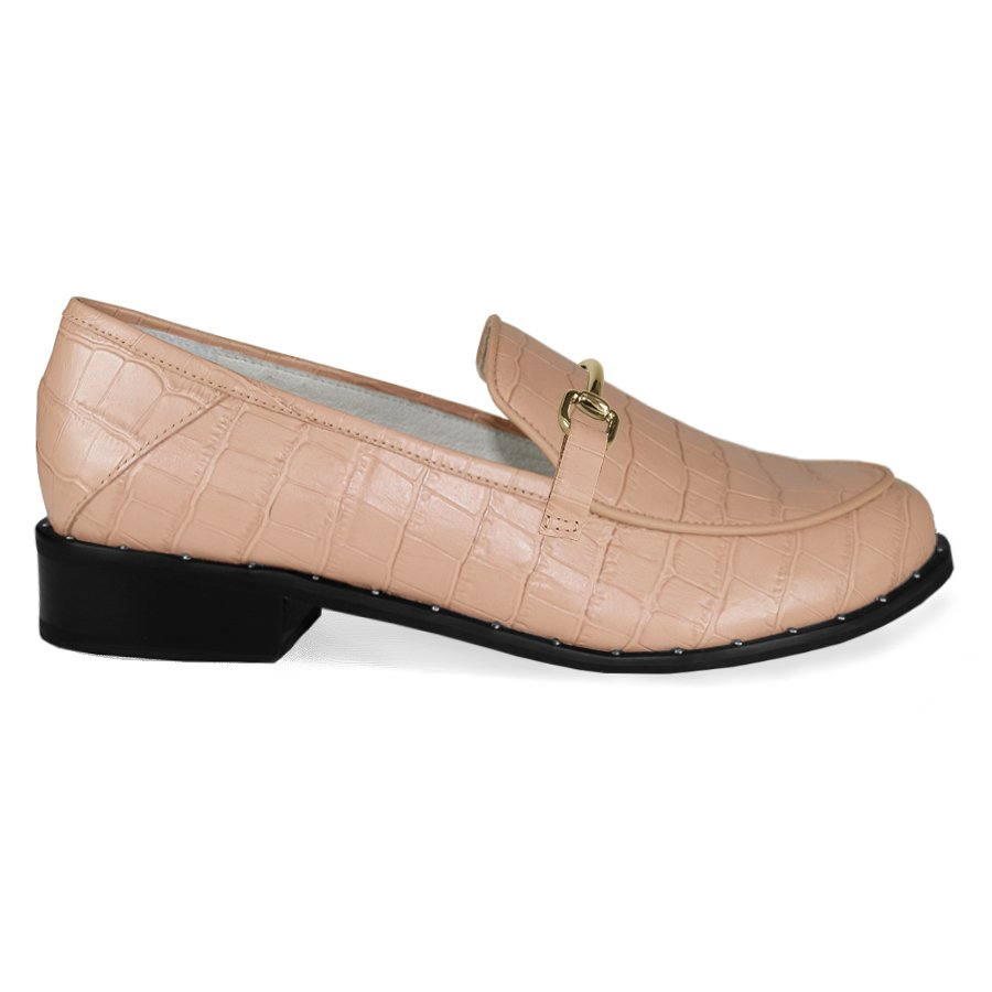 Loafer Berlim Clássico Blush