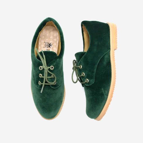 Velvet Emerald Oxford
