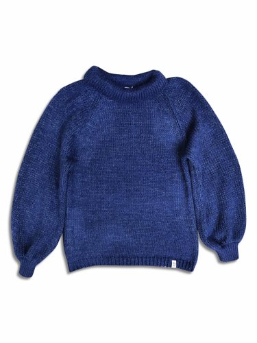 Tricot Ursa Azul Royal