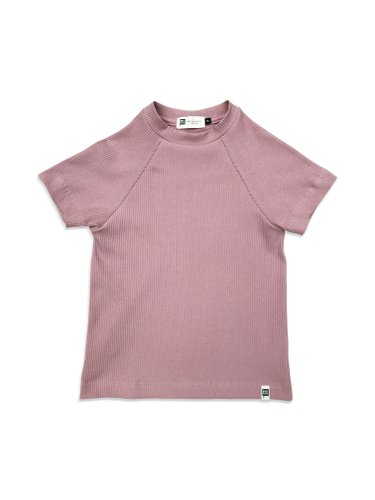 Camiseta Eco Canelada Rose