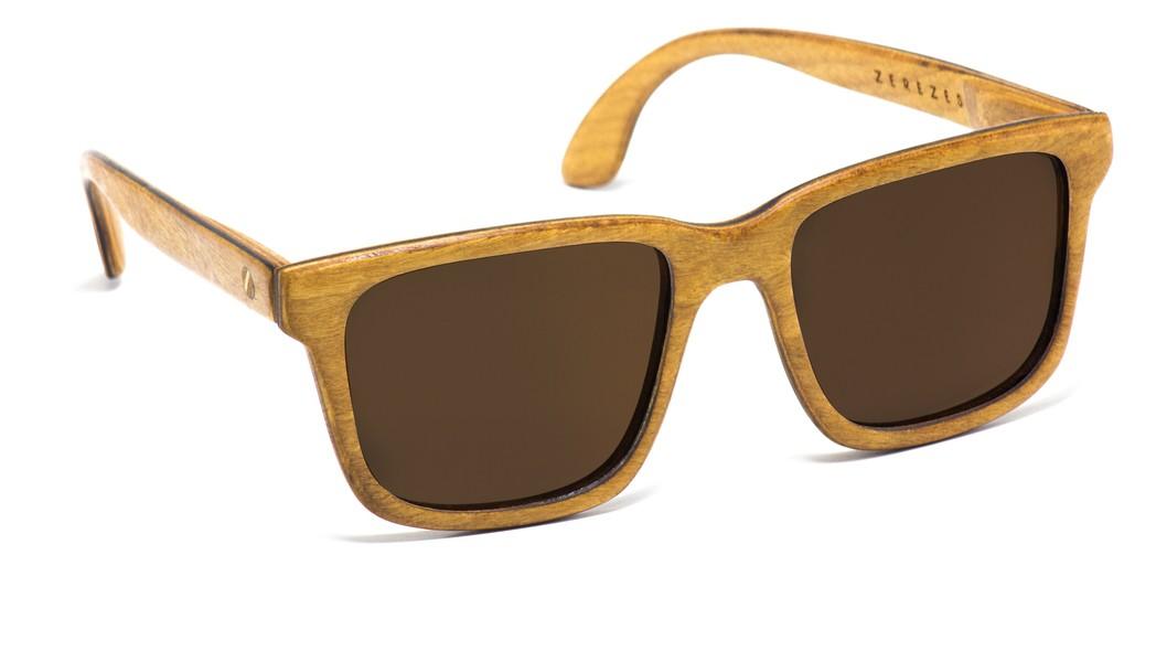 Votto . Óculos de Sol   Madeira - ZEREZES c0a1556353