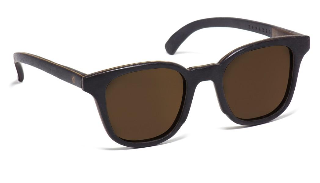 461ddbd2cc806 Jiro . Óculos de Sol   Madeira - ZEREZES